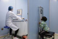 新科技:智能308准分子激光治疗